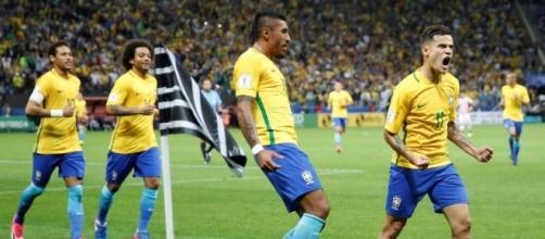 Football: premier qualifié pour le Mondial 2018, le Brésil nouveau ... - rfi.fr