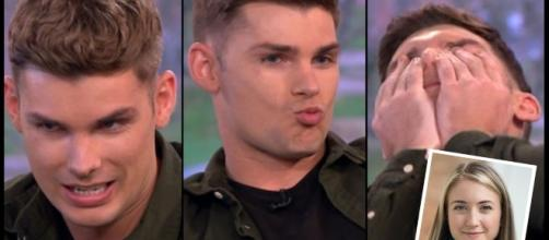 Hollyoaks' Kieron Richardson appears to let slip Ste killed Amy as ... - mirror.co.uk