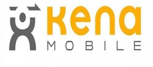 Il logo di Kena Mobile, nuova compagnia