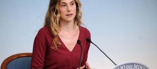 Il Ministro della Pubblica Amministrazione Marianna Madia finita nel mirino del Fatto Quotidiano per la sua tesi di dottorato