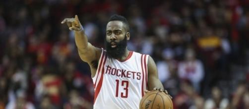 James Harden of the Houston Rockets - hoopshabit.com