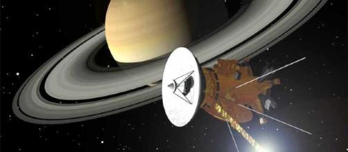 La sonda Cassini inizia la sua ultima avventura - ilpost.it