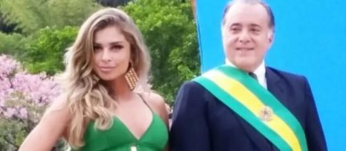 Luciane vira primeira-dama e acaba bem no final da novela 'A Lei do Amor', da Globo