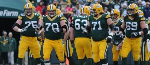 Packers' offensive line built through the draft - packers.com