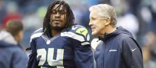 Pete Carroll says Marhsawn Lynch is considering a return to the ... - usatoday.com