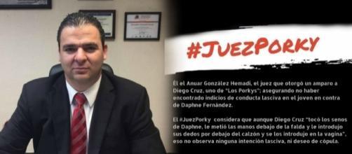 "Quién es Anuar González Hemadi?, el ""juez Porky"" – Despierta Veracruz - com.mx"