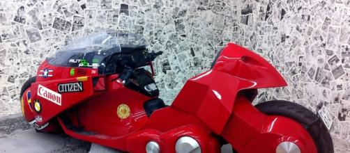 We could soon see a modern version of Kaneda's iconic bike / Photo via https://upload.wikimedia.org/wikipedia/commons/a/ac/Kaneda%27s_motorcycle.jpg