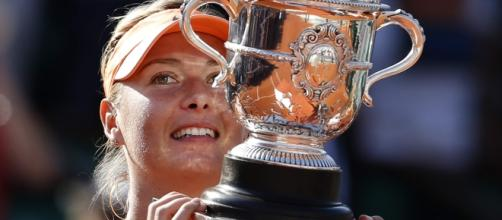 will sharapova get french wild card entry [www.tbo.com]