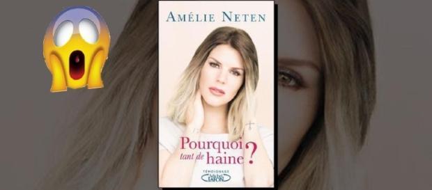 Amélie Neten, 'Pourquoi tant de Haine ?', aux éditions Michel Lafon