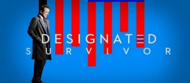 Designated Survivor tv show logo image via Flickr.com
