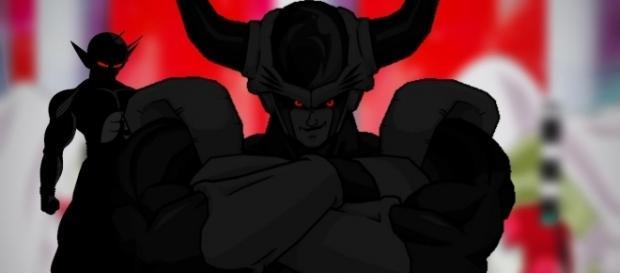 """Dragon Ball Super"" The Demon Realm (DbzWarrior/YouTube)"