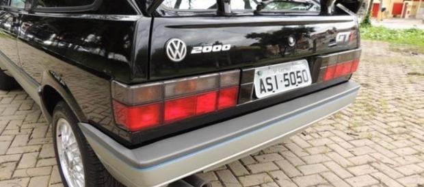 Gol GTi 1994 é um dos modelos mais raros da linha Gol da volkswagen.
