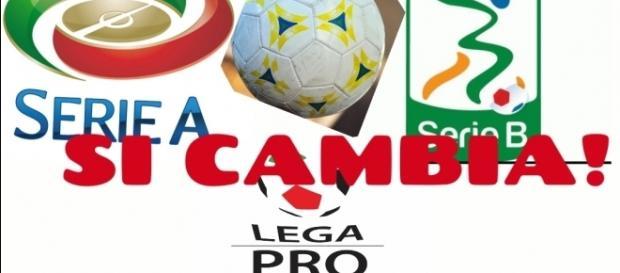 Grandi cambiamenti nel calcio italiano.