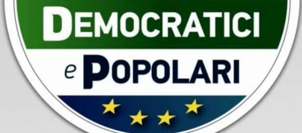 Il simbolo dei Democratici e Popolari