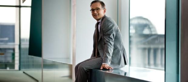 Netter Mann mit schlimmen Plänen: Justizminister Maas (SPD). (Source URG Suisse Blasting.News Archiv)