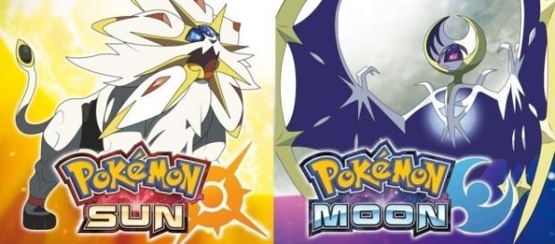 Pokemon Sun and Moon Legendary Types Announced! | The Destination - destinationcomics.com