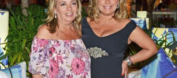 Quién es Carmen Borrego? Así es la hija desconocida de las Campos ... - vozpopuli.com