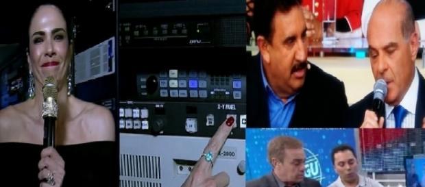 RedeTV!, SBT e Record tiram sinal analógico do ar sob forte drama