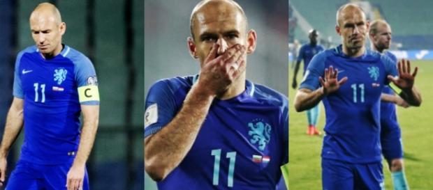 Robben es el actual capitán de la selección naranja. Foto: somosinvictos.com
