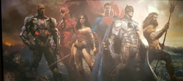 Se confirma la aparición de Superman en la Justice League