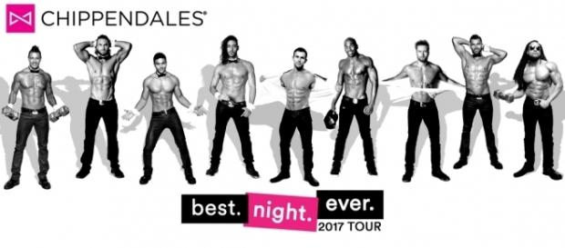 The Chippendales - best.night.ever. Tour 2017 - events.at - events.at