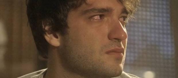 Tiago na novela 'A Lei do Amor' (Divugação)