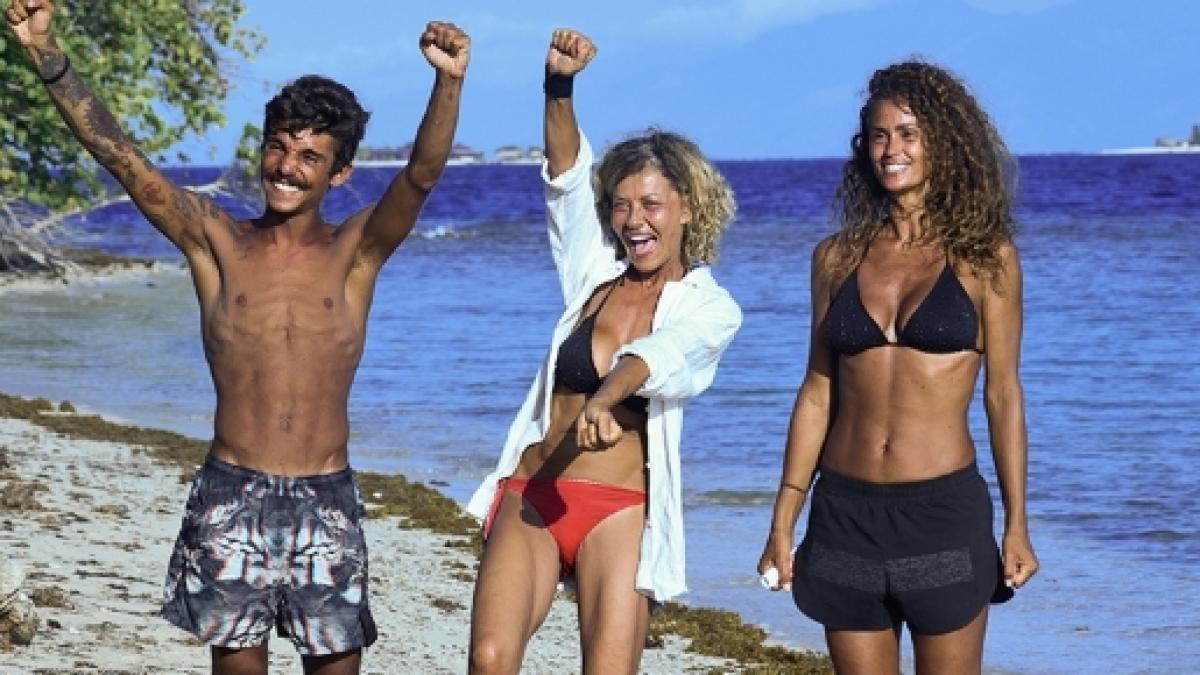 L'addio di Samantha De Grenet ha portato la pace sull'Isola dei Famosi