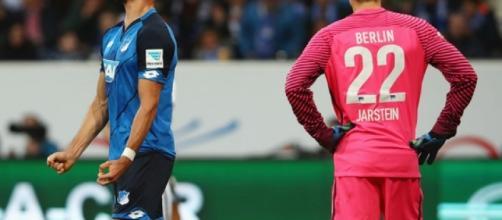 Hertha Berlino vs Hoffenheim nella capitale