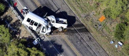 At least 13 dead in crash involving South Texas church group near ... - mysanantonio.com