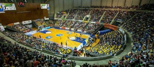"""El pabellón Insular Santiago Martín de Tenerife recibirá el """"Final Four"""" Foto: www.eurobasket.com"""