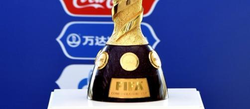 El trofeo de Copa Confederaciones Rusia 2017 fue presentado en Toluca, Estado de México. (Foto: Sol de Toluca)
