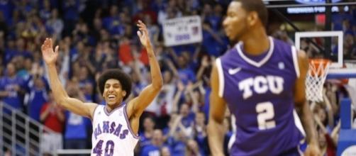Kansas basketball v. TCU | KUsports.com - kusports.com