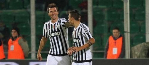 La Juventus è tornata: eloquente vittoria per 3-0 a Palermo ... - leonardo.it