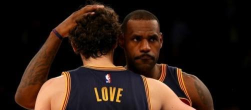 "LeBron James: ""We're in a bad spot"" - cheatsheet.com"