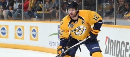 Mike Fisher to be named Predators captain: report - nhl.com