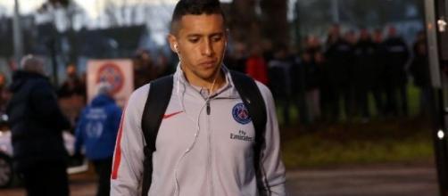 PSG : Marquinhos absent une semaine - Le Parisien - leparisien.fr
