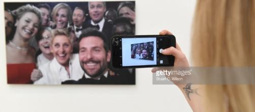 Saatchi Gallery Press View Of New Exhibition 'From Selfie To Self ... - gettyimages.com