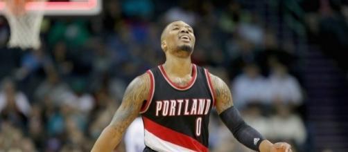 The Portland Trail Blazers host the Houston Rockets on Thursday night. [Image via Blasting News image library/inquisitr.com]