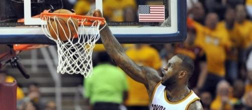 WITNESSing Greatness: LeBron Achieves All-Time Status - kingjamesgospel.com