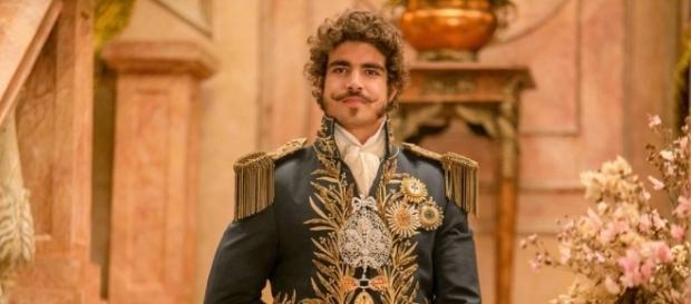 Caio Castro é Dom Pedro I em Novo Mundo