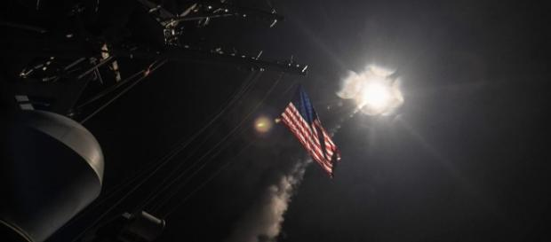 Donald Trump launches missile attack on Syria airbase where Assad ... - thesun.co.uk