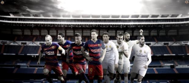 El Clãsico !Le 23/04/2017, le Real Madrid face à FC Barcelone.Un match fou regardé par des millions de téléspectateurs dans le monde.Qui sera champion
