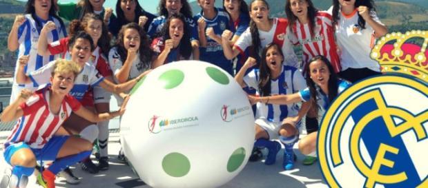 El Real Madrid tendrá su equipo de fútbol femenino