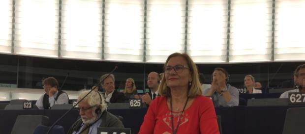 Europarlamentarul român Maria Grapini luptă pentru drepturile românilor