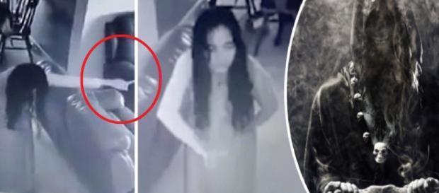 Fantasma em hotel? Vídeo dá o que falar - Google