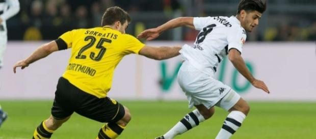 Flirt zwischen Borussia Dortmund und Mahmoud Dahoud wird immer ... - wa.de