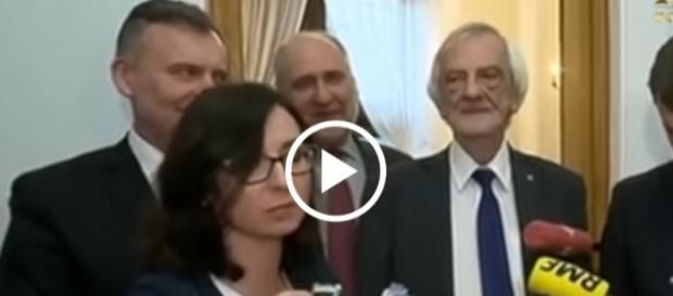 Marszałek Terlecki po raz kolejny nie pozostawił suchej nitki na opozycji totalnej.