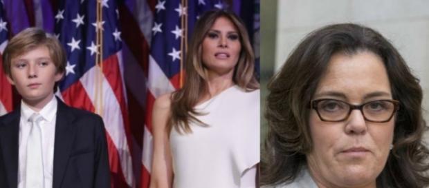 Melania Trump Got The Revenge On Rosie O'Donnell For Calling Her ... - dailynewszone.net