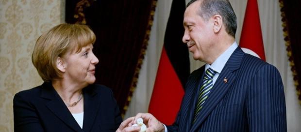 """Merkel, Erdogan und """"europäische Werte"""" - sputniknews.com"""
