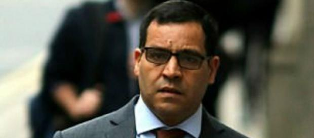 Mohamed Amrani está sendo julgado